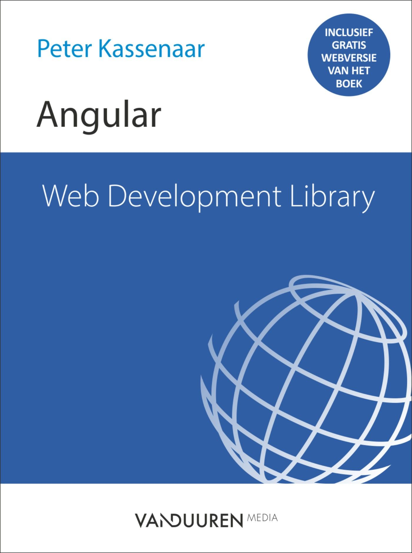 Cover van Web Development Library - Angular