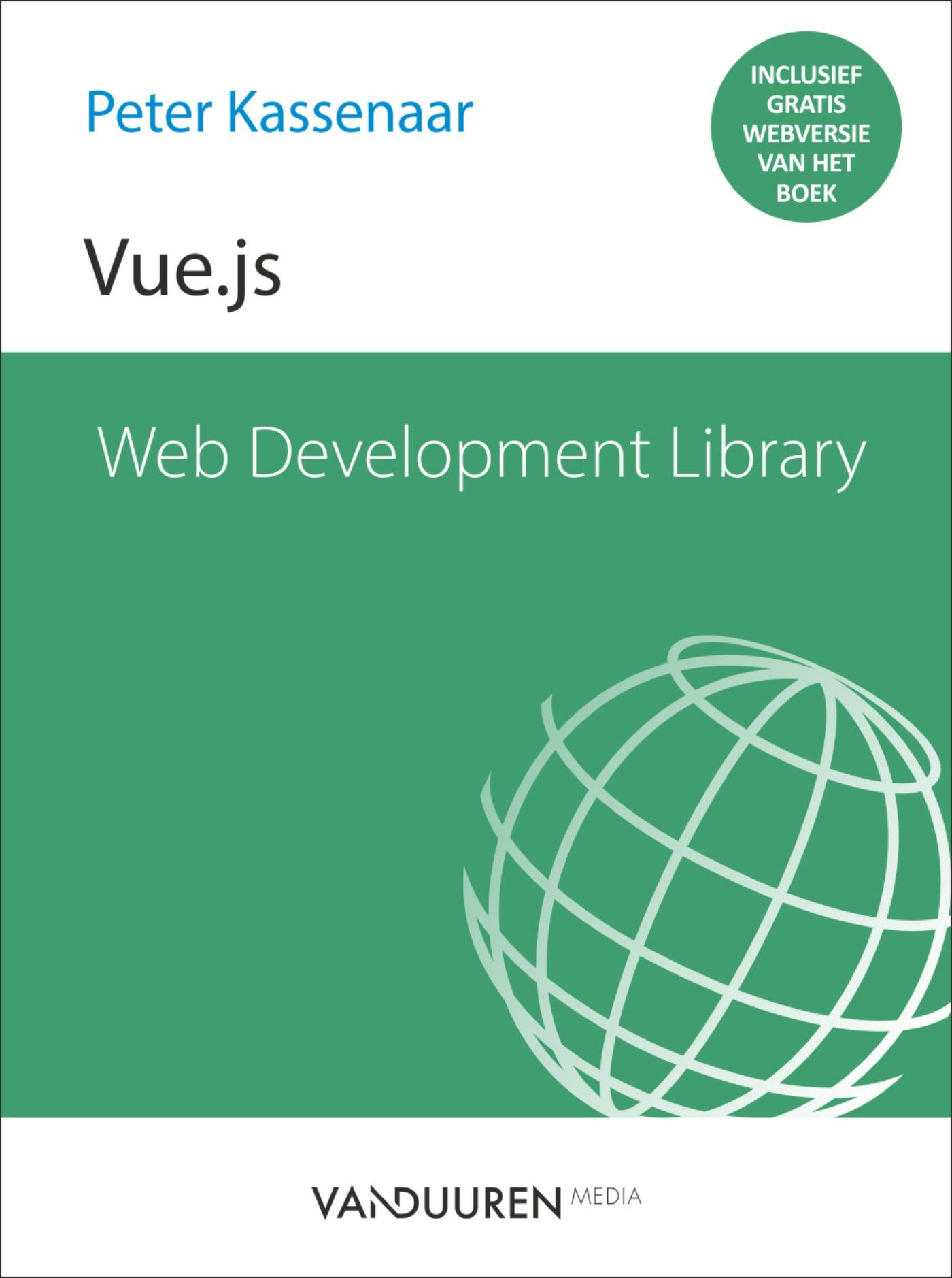 Cover van Web Development Library - Vue.js