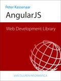 Cover van Web Development Library - AngularJS, ISBN 9789059407879
