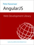 Cover van Web Development Library - AngularJS
