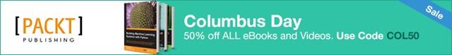 Columbus Day Banner 3