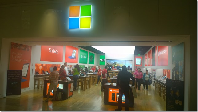 Microsoft Store - Fashion Mall Las Vegas