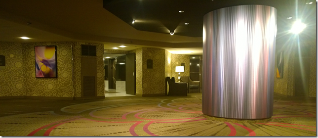 MGM Grand lift lobby