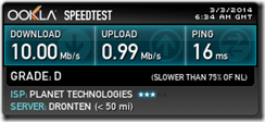 speedtest-adsl