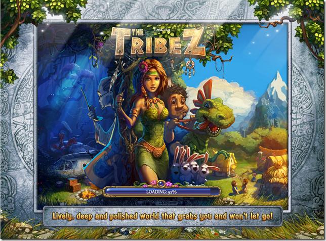 The Tribez - Help een oude wereld te ontdekken en ontwikkelen